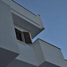 Louvered Window by bertie01