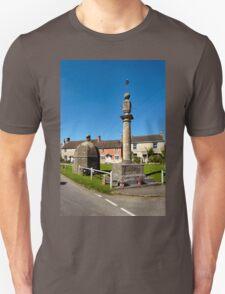 The Blind House and Market Cross, Steeple Ashton, Wiltshire, UK T-Shirt