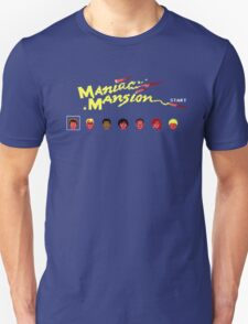 Maniac Mansion T-Shirt