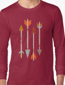 Four Arrows Long Sleeve T-Shirt