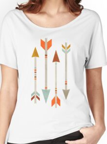 Four Arrows Women's Relaxed Fit T-Shirt
