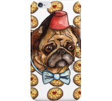Pug & biscuits iPhone Case/Skin