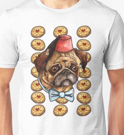 Pug & biscuits Unisex T-Shirt