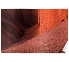 Uluru Australia Poster