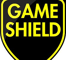Game Shield (yellow) by xtrolix