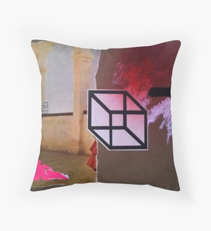 Freudian Slip Throw Pillow
