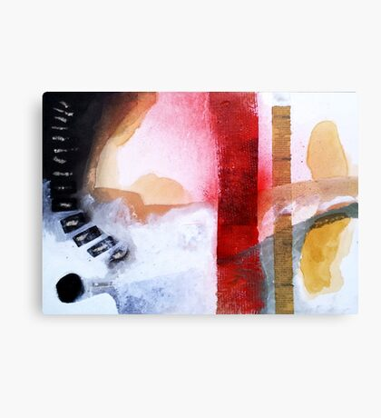 Time Lapse Canvas Print