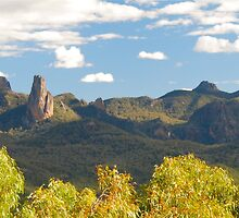 Warrumbungles View by Penny Smith