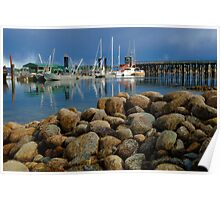 Coastal Beauty Vancouver Island Poster
