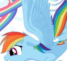 I'm... Rainbow Dash Sticker