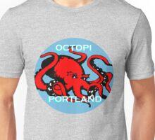 Octopi Portand Unisex T-Shirt