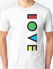 Love Cubism T-Shirt