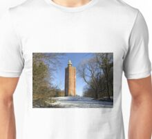 King Alfred's Tower, Stourton, Wiltshire, UK Unisex T-Shirt