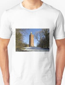 King Alfred's Tower, Stourton, Wiltshire, UK T-Shirt