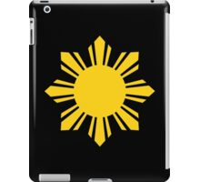 Filipino Sun iPad Case/Skin