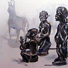 African still life by Karin Zeller