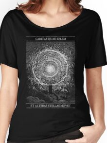 The Love That Moves the Sun and Stars Women's Relaxed Fit T-Shirt