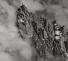 Aiguille du Midi by Shannon Smith