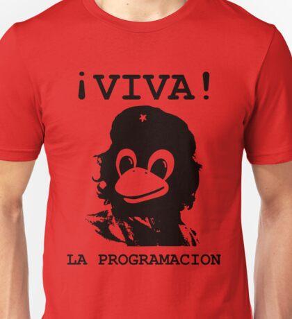 Viva programming Unisex T-Shirt