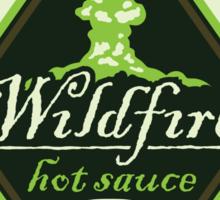 WILDFIRE HOT SAUCE Sticker