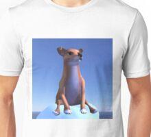 the dog of wisdom Unisex T-Shirt