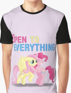Open to everything Graphic T-Shirt