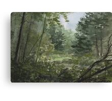 Plein Air 3 Canvas Print