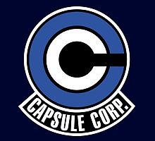 Capsule Corp. Logo - DBZ Cosplay - Trunks alternate by Deezer509