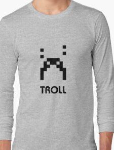 Adventure Bat Troll Long Sleeve T-Shirt