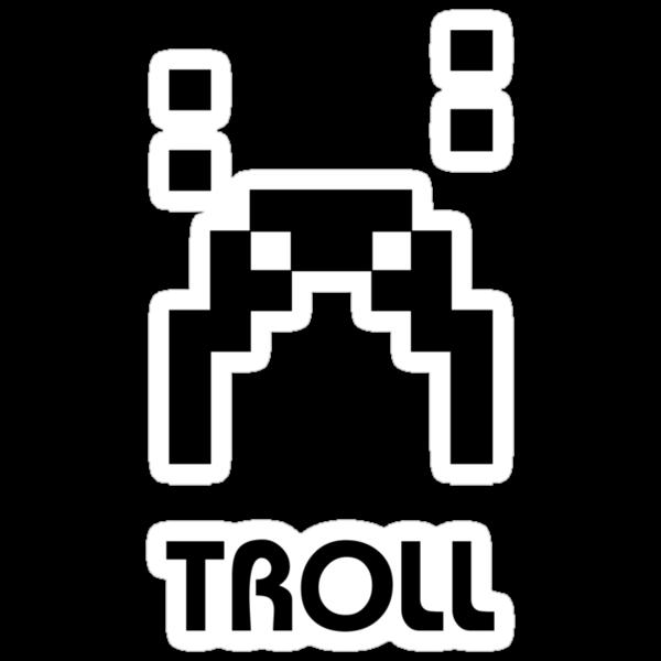 Adventure Bat Troll by AngryMongo