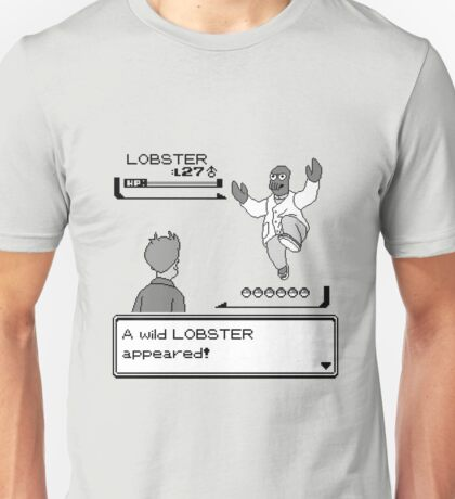 Wild lobster Unisex T-Shirt