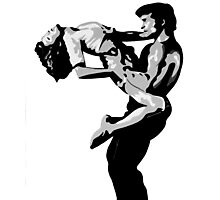 Dirty Dancers Photographic Print