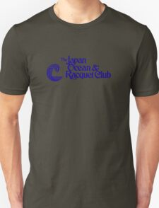 The Japan Ocean Club - Retro 1970s Logo T-Shirt T-Shirt