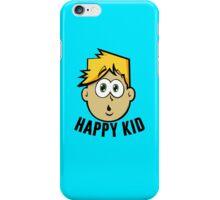 Happy Kid Blondie iPhone Case/Skin