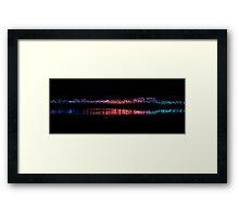 Light Garden II Framed Print