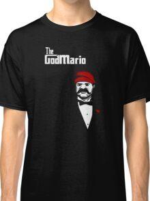 The Super Godfather Mario  Classic T-Shirt