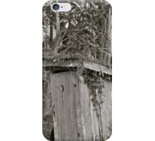 Out House iPhone Case/Skin