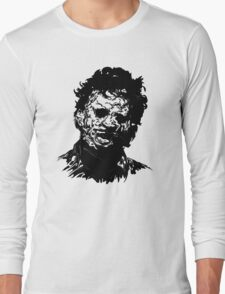 Leatherface Long Sleeve T-Shirt