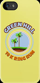 Green Hill - 10K Ring Run by thehookshot