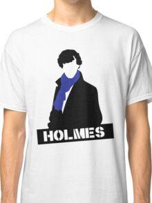 Sherlock Benedict Cumberbatch Holmes  Classic T-Shirt