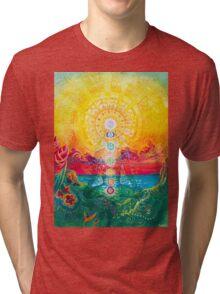 Sol Vibes Tri-blend T-Shirt