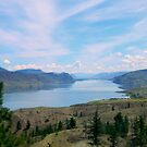 Salmon Arm, British Columbia by Elfriede Fulda