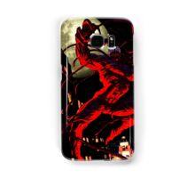 Carnage (black background) Samsung Galaxy Case/Skin