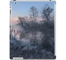 First Light on River iPad Case/Skin