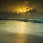 Sunrise in St. Lucia by Kenji Ashman