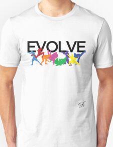 Evolve (MMA) 2 T-Shirt