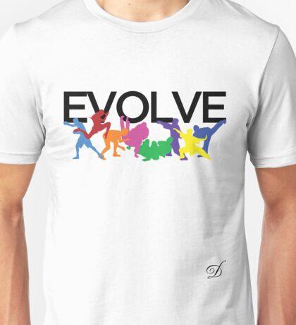 Evolve (MMA) 2 Unisex T-Shirt