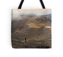 Mt Tongariro Pano Tote Bag