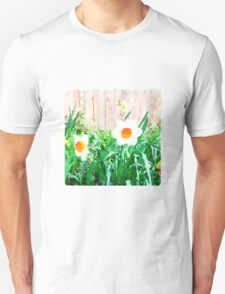 Painted Daffodils Unisex T-Shirt