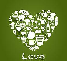 Heart food2 by Aleksander1